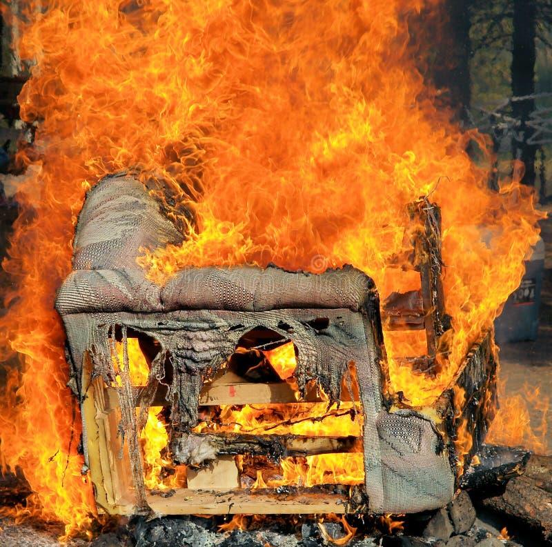 flamm för soffa arkivbilder