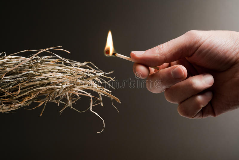 Download Flammable stock image. Image of ablaze, damage, flame - 17619731