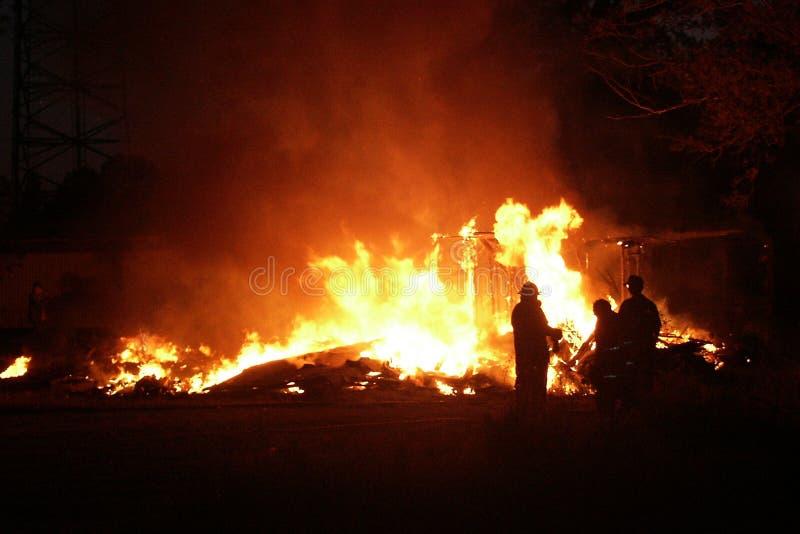 Flamme stockfoto