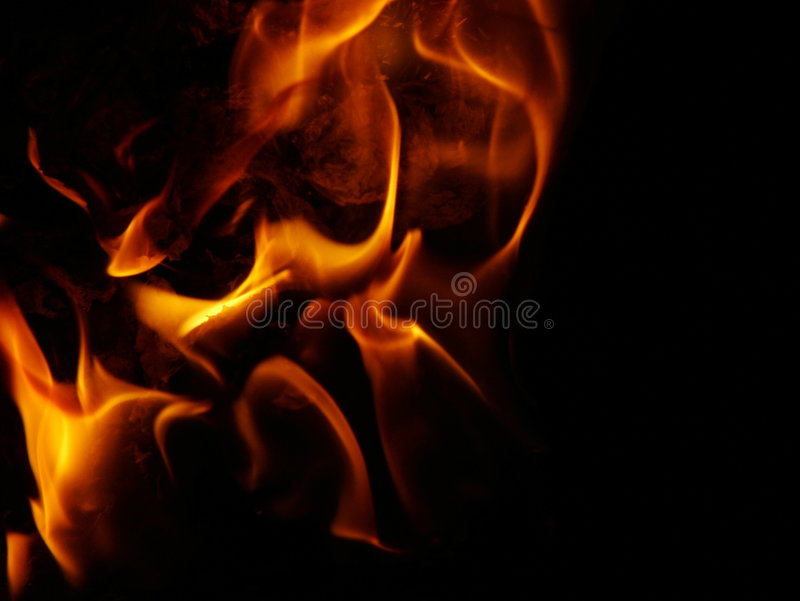 Flamme photos stock