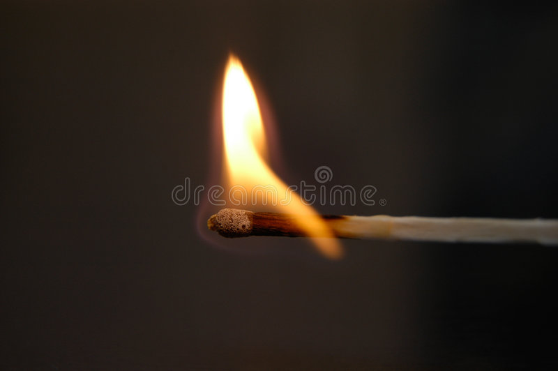 Flamme Stockfotos