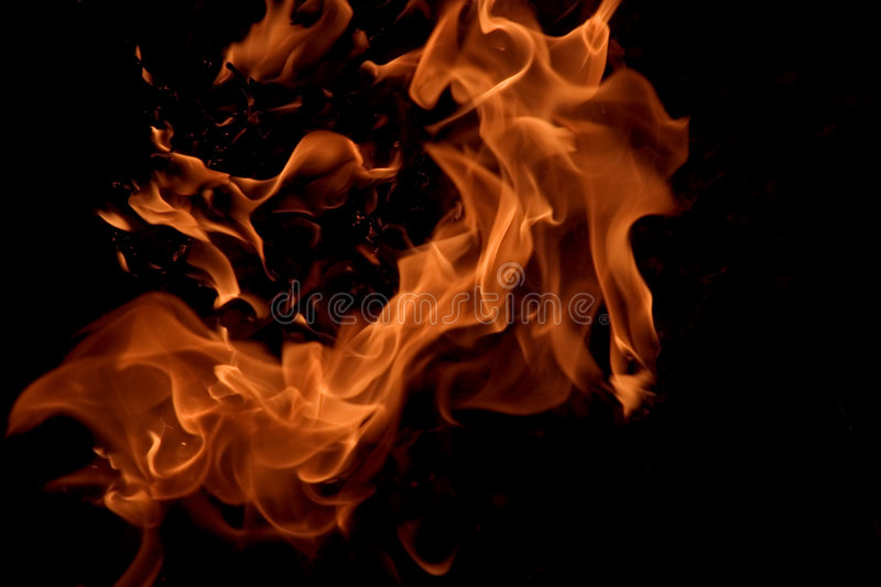 Flamme #3 photo stock