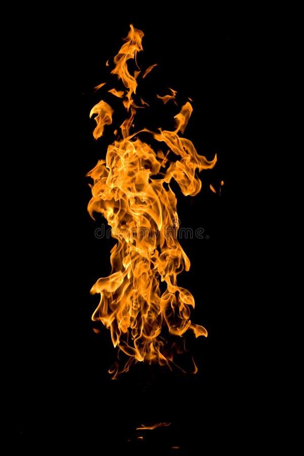 Flamme photo stock