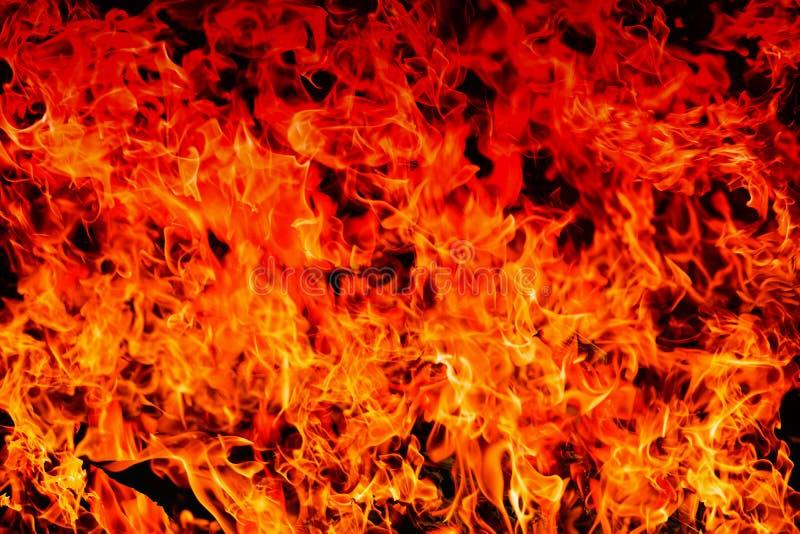 Flamme abstraite du feu de flamme sur la texture d'ombre de gradient pour le backgrou photo stock