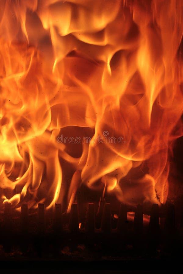 Flammes images libres de droits
