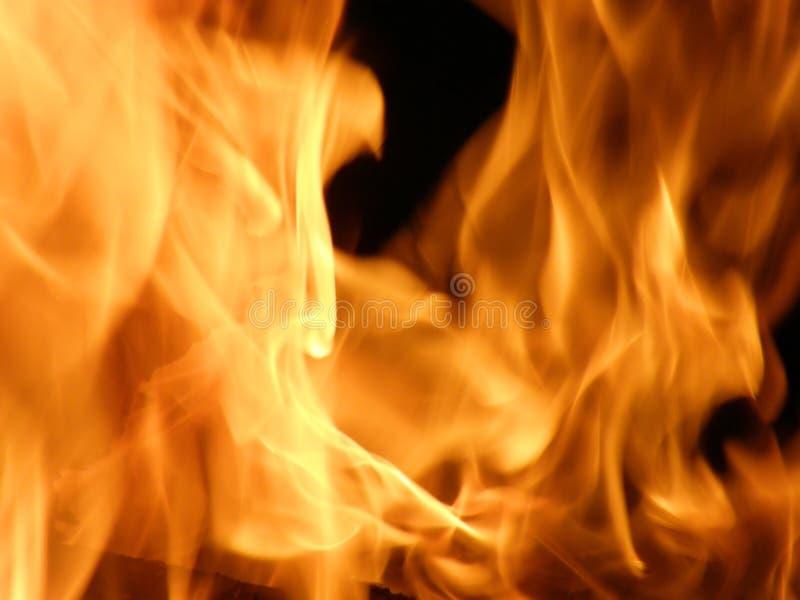 Flammes ou incendie photos stock