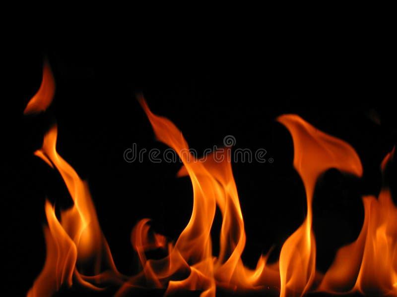 flammor royaltyfria bilder