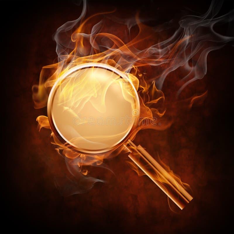 flamy символ иллюстрация вектора