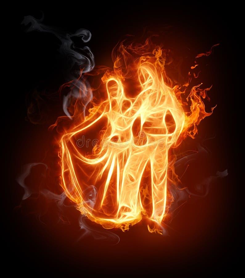 flamy символ бесплатная иллюстрация