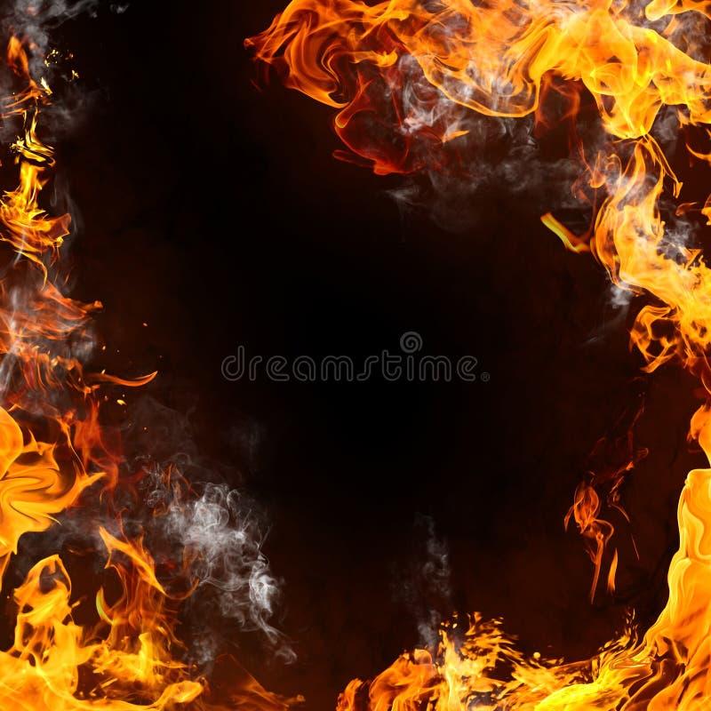 flamy symbol royaltyfri fotografi