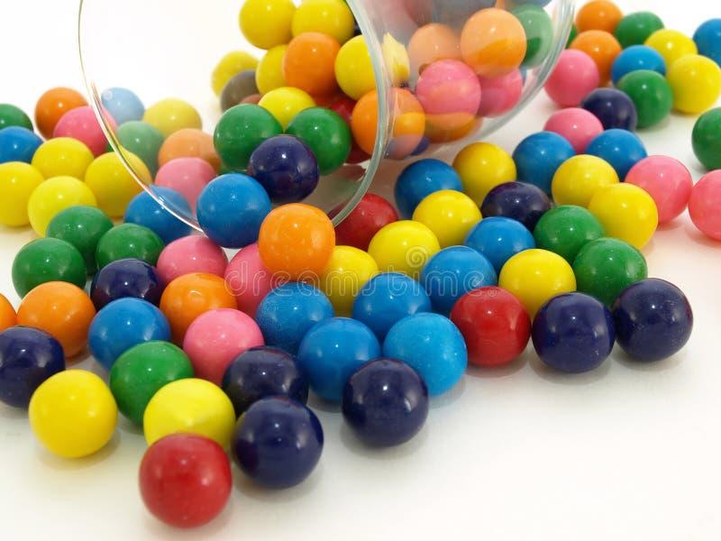 Flaque de Bubblegum photos stock