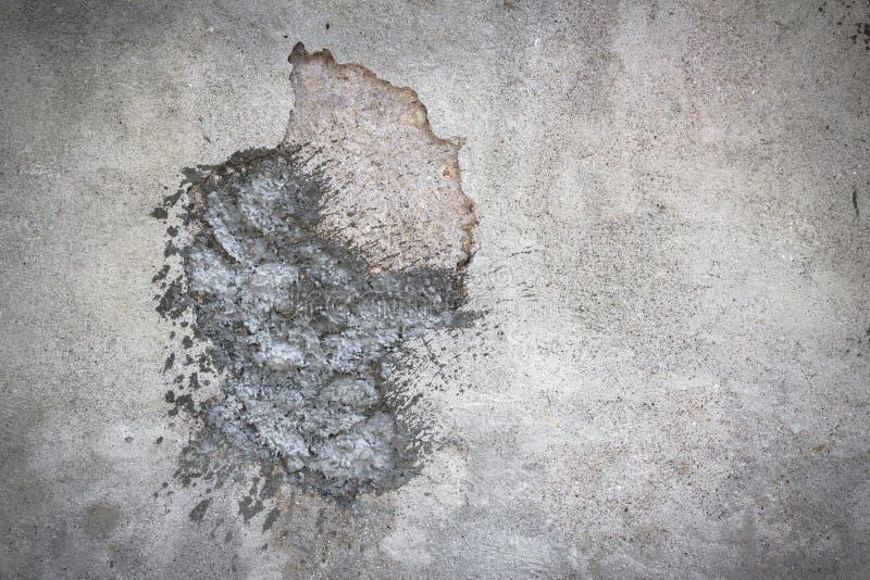 Flard van beton stock fotografie