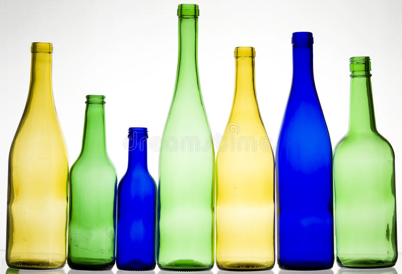Flasche lizenzfreies stockfoto