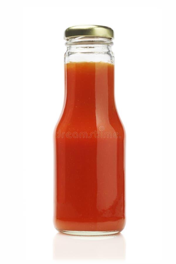 Chili-Sauce stockfoto