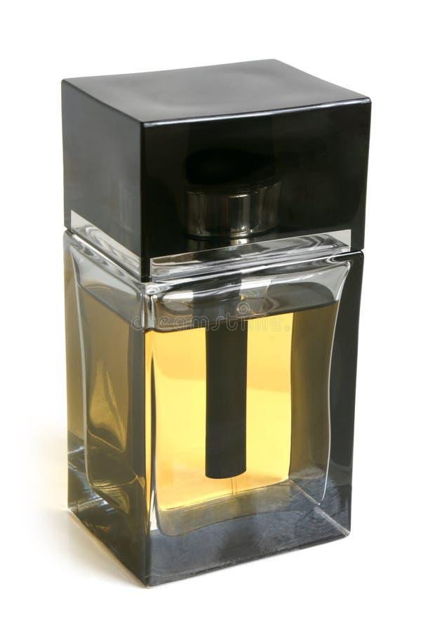 Flasche Duftstoff lizenzfreie stockbilder