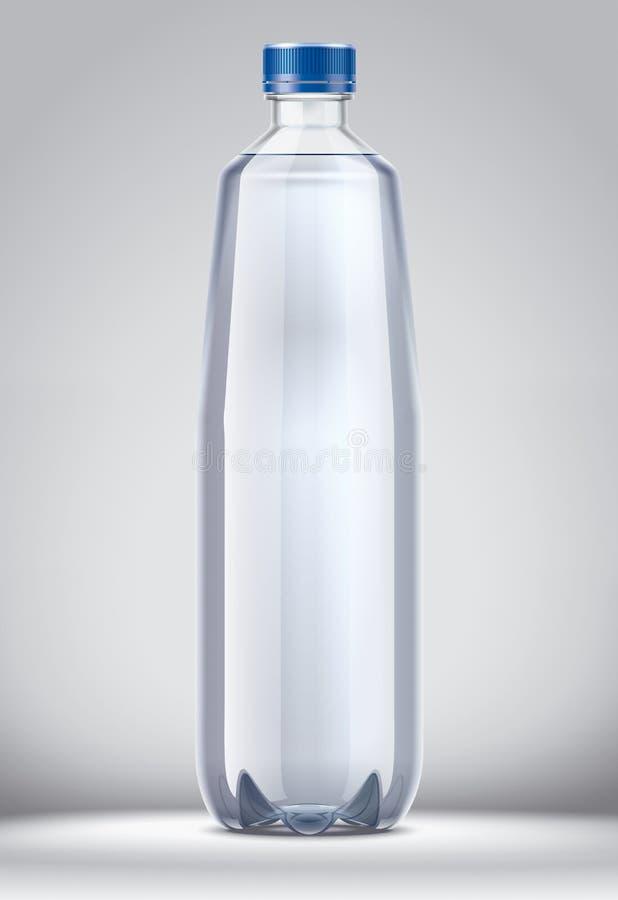 Flasche für Wasser stockfoto