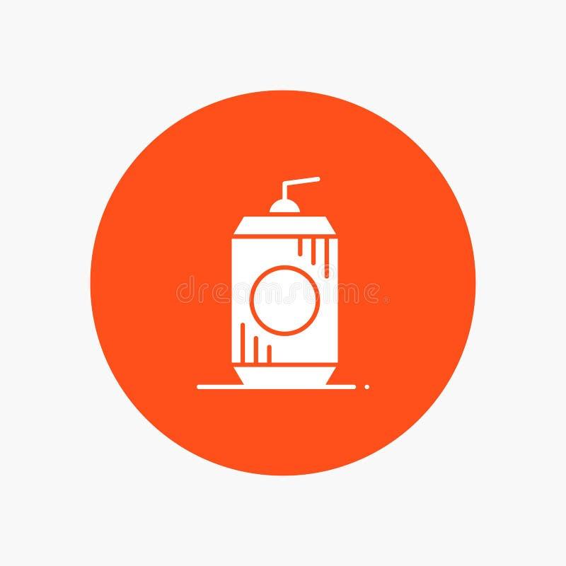 Flasche, Kolabaum, Getränk, USA vektor abbildung