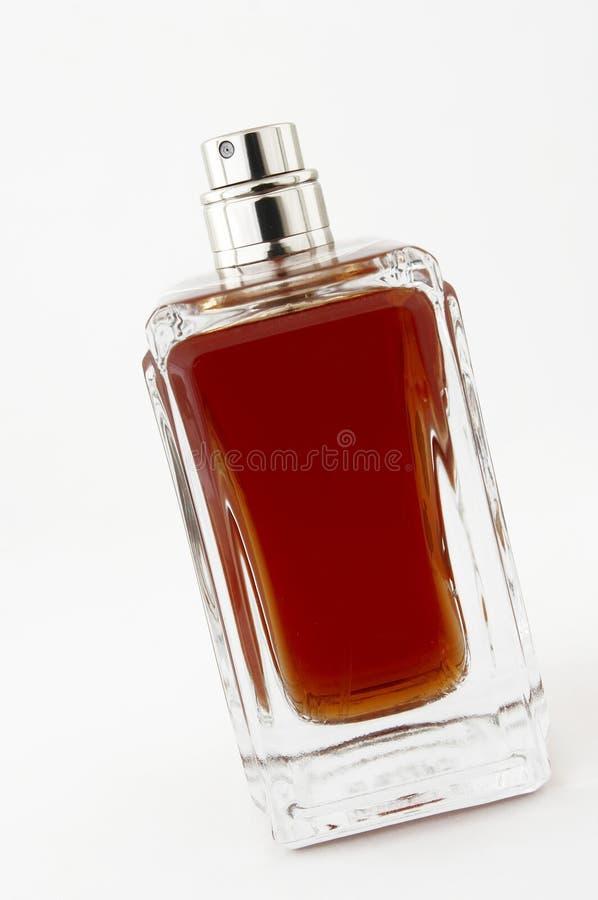Flasche mit Duftstoffen stockbilder