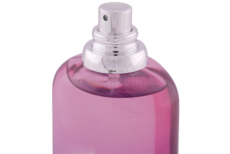Flasche Parfüm lizenzfreies stockfoto