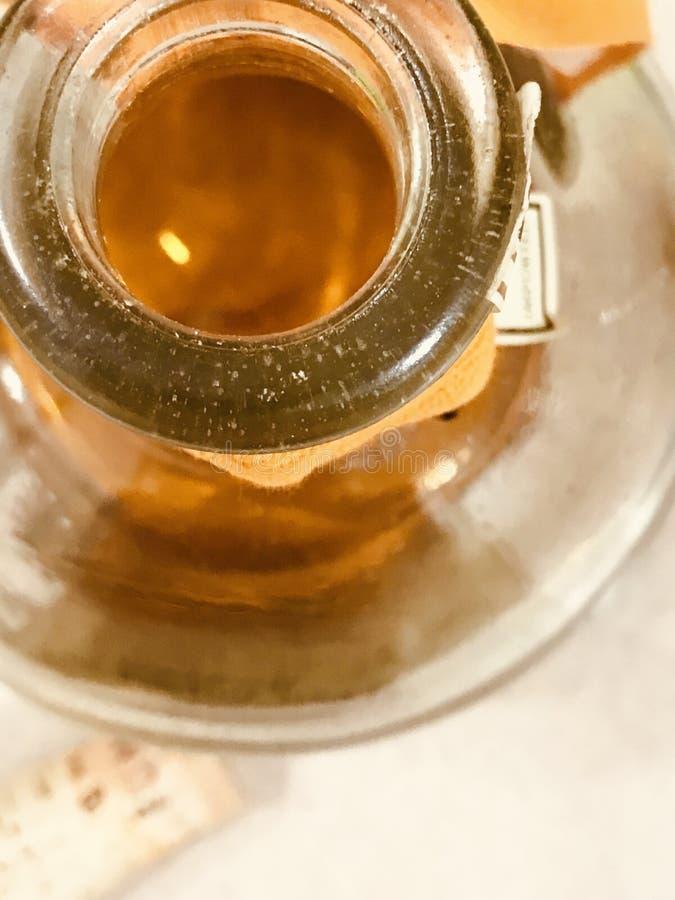Flasche Rum lizenzfreies stockbild