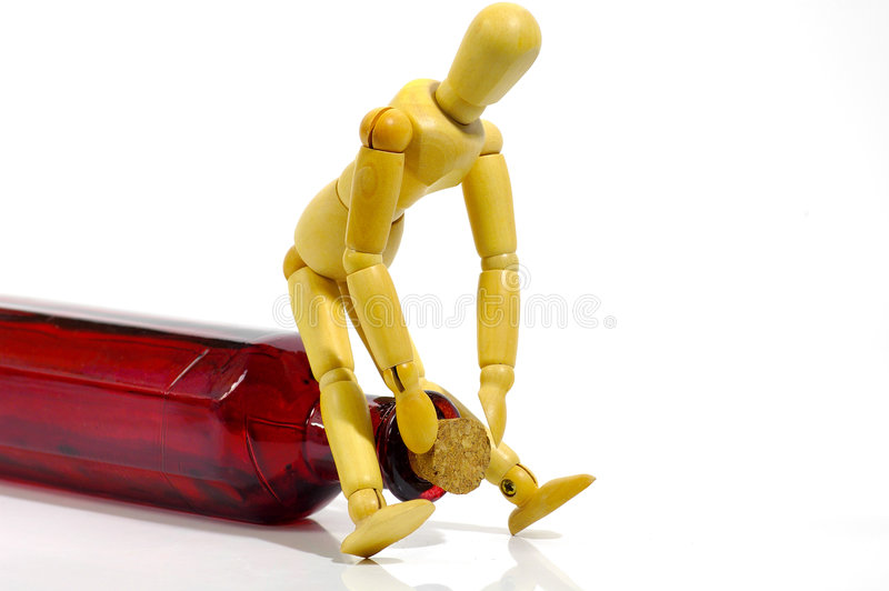 Flaschen-Öffner lizenzfreies stockfoto