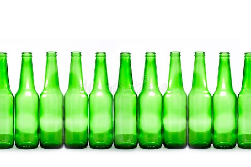 Flaschen stockfoto