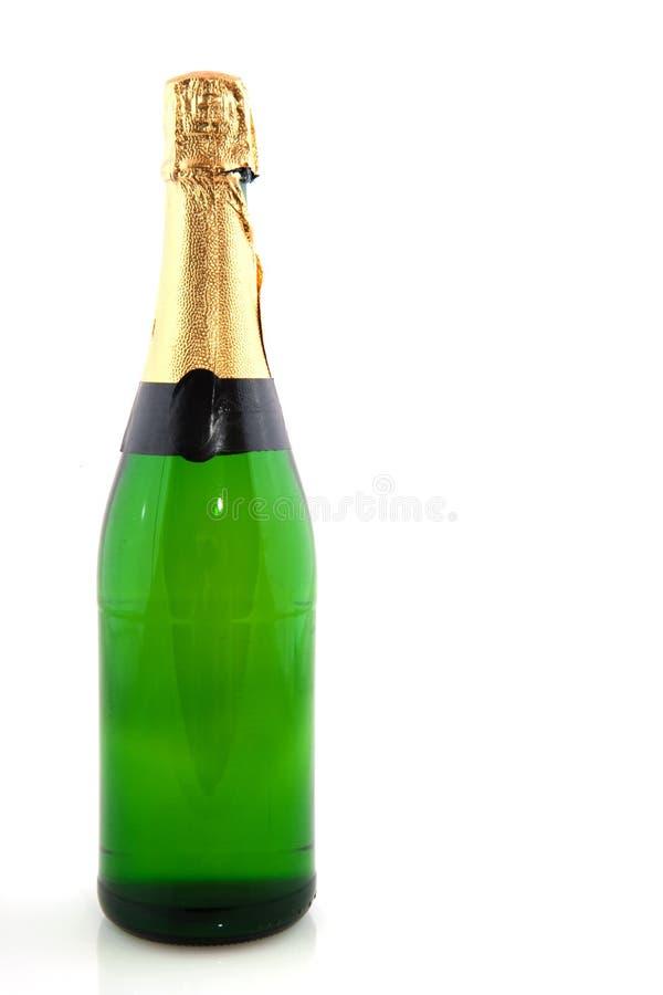 Flaschenchampagner lizenzfreie stockfotografie