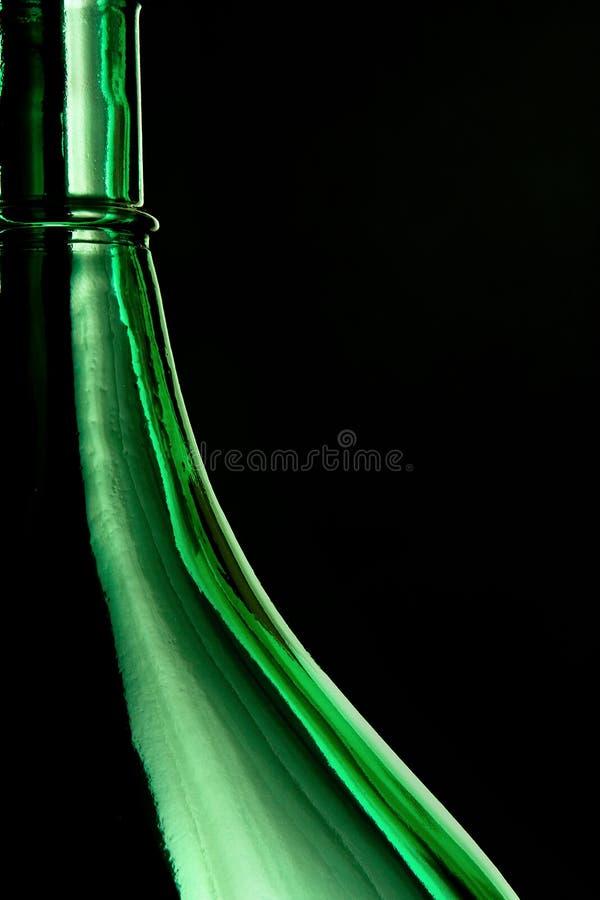 Flaschenkurven stockbilder