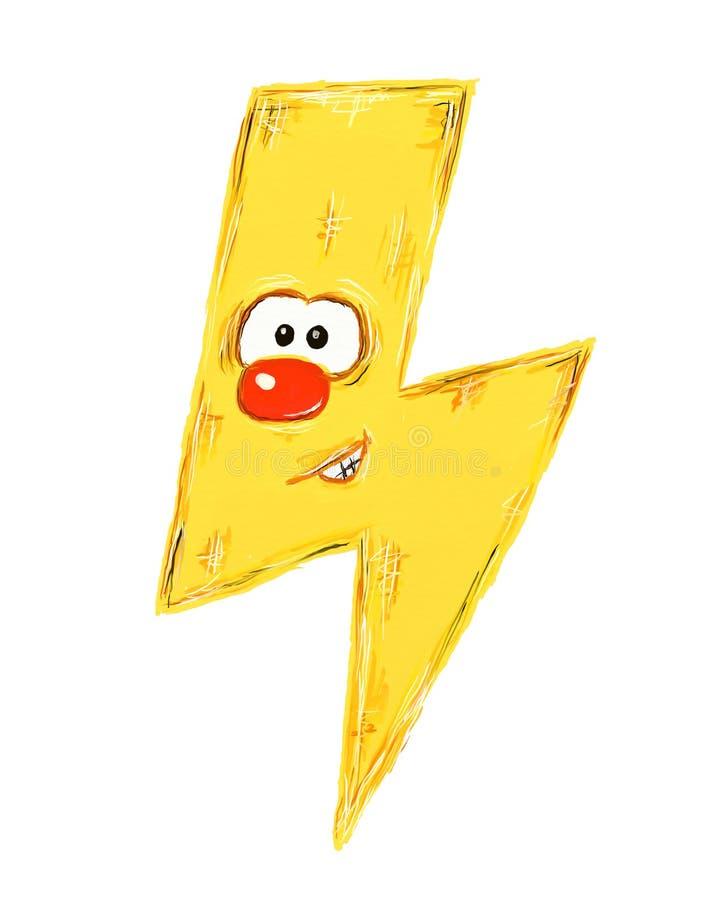 Download Flash stock illustration. Illustration of funny, icon - 17719417