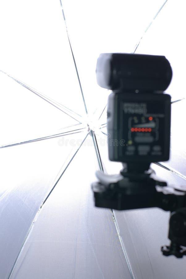 Free Flash And Umbrella Royalty Free Stock Photo - 13904325