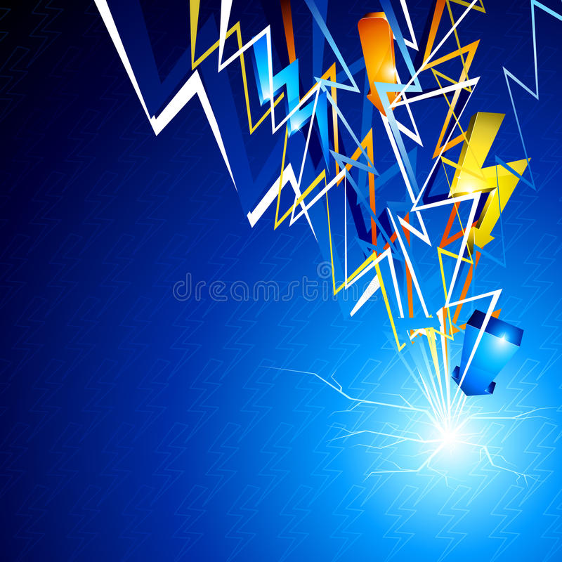 Download Flash Background. Stock Photos - Image: 10283583