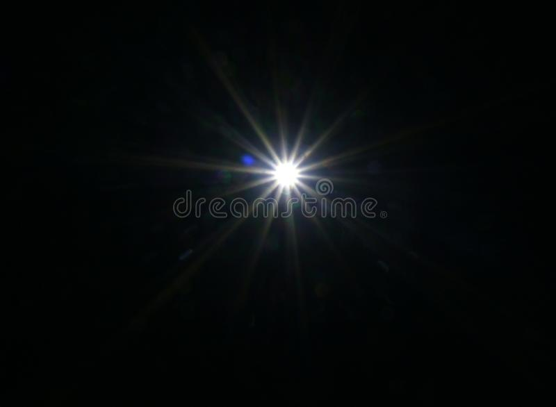 Flash light ray Black background using Layers mode Screen. Flash light ray Black background  using Layers mode Screen royalty free stock images