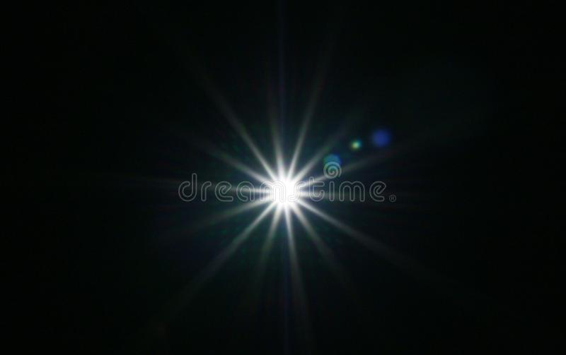 Flash light ray Black background using Layers mode Screen stock photography