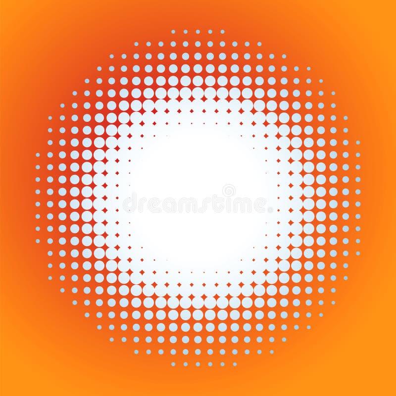 Flash macchiato (elemento di disegno di vettore). ENV 8 illustrazione di stock