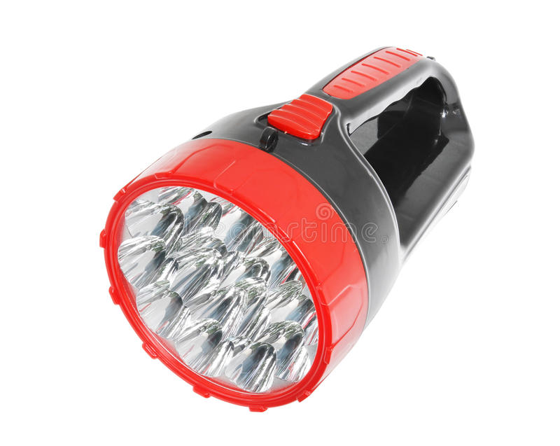 Download Flashlight Royalty Free Stock Photography - Image: 25623677