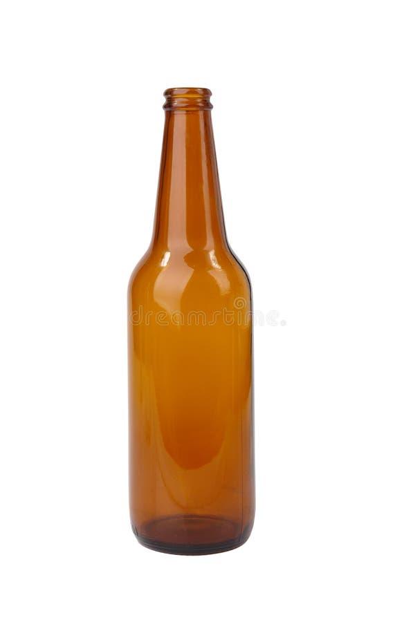 flaskbrown arkivbild
