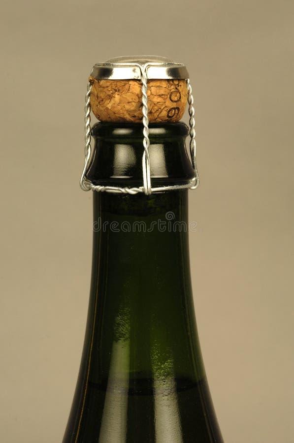 flaskcider arkivbild