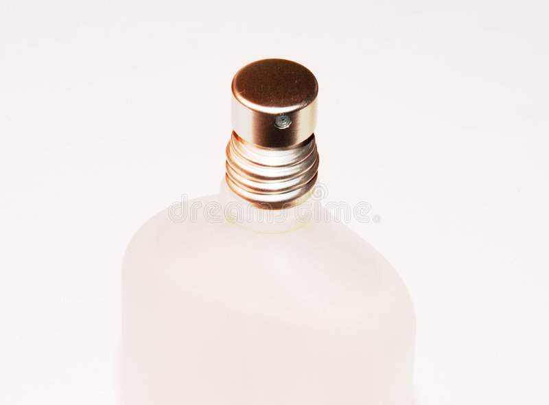 Download Flaskdoft arkivfoto. Bild av vitt, isolerat, spray, doft - 500718