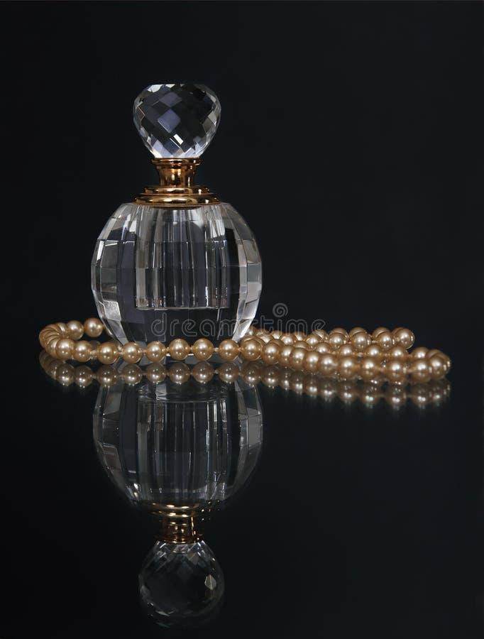 flaskdofttappning royaltyfri bild