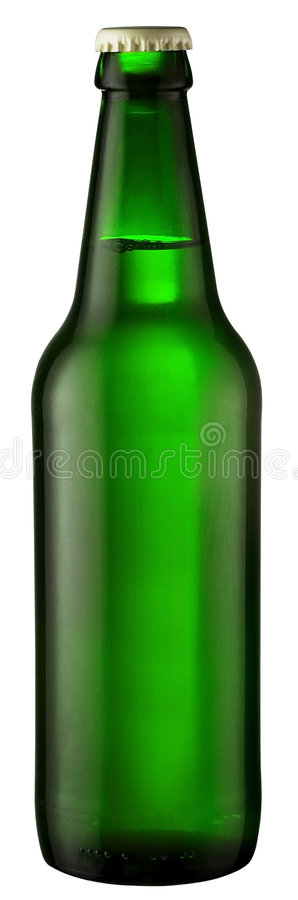 flaskgreen fotografering för bildbyråer
