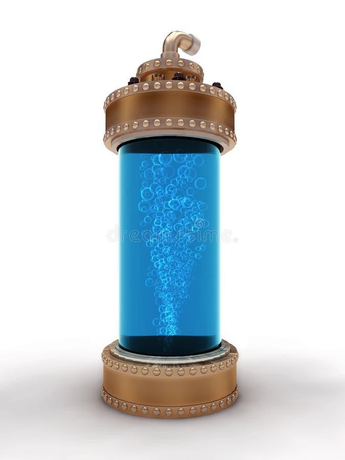 flasklaboratoriumsteampunk