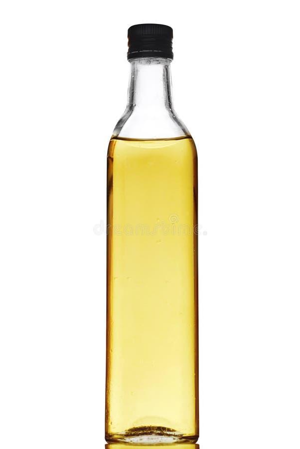 flaskoljeolivgrön royaltyfria foton