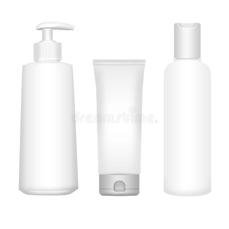 flaskor stock illustrationer