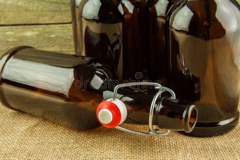 Flaskor royaltyfri foto