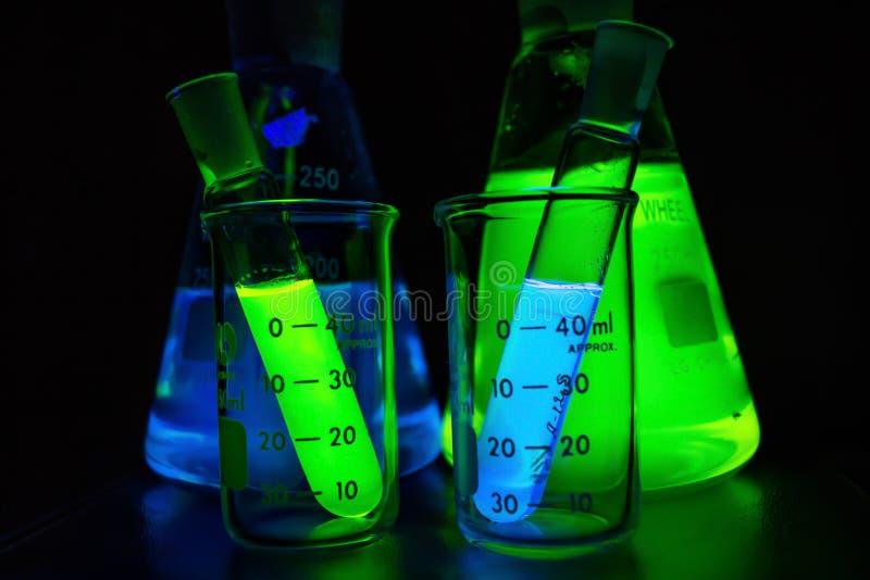 flasks fotografia de stock