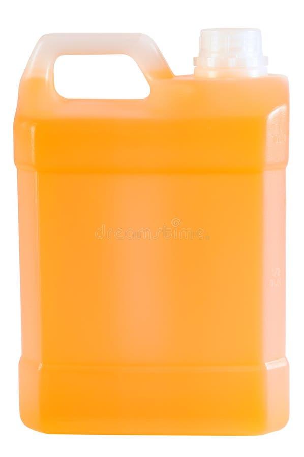 flasktvättmedel royaltyfri bild