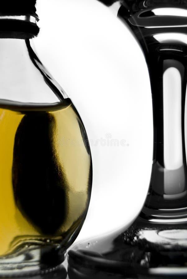 flaskwhisky royaltyfri fotografi