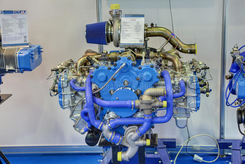 Flat engine stock photography