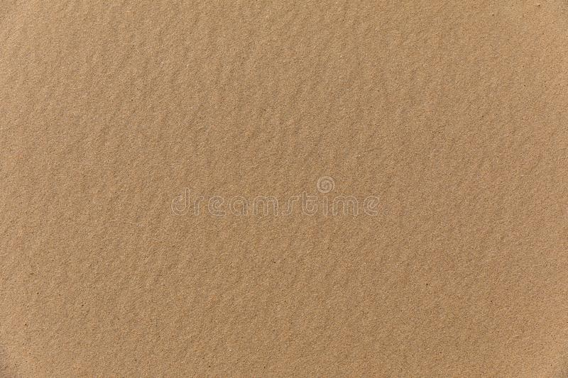 Sand texture in top view royalty free stock image