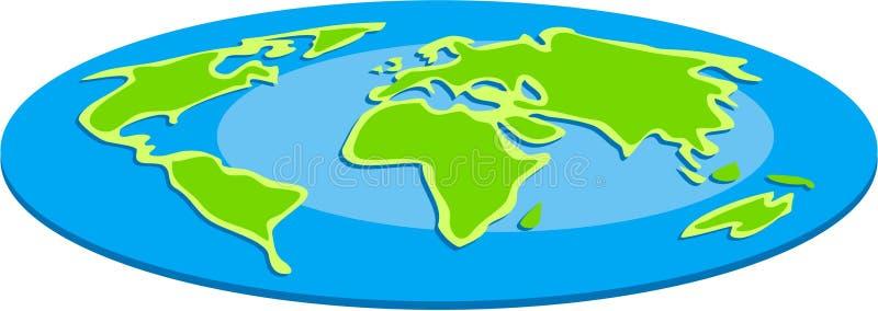 Flat globe stock illustration illustration of travel earth 168159 download flat globe stock illustration illustration of travel earth 168159 gumiabroncs Gallery